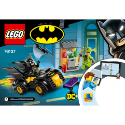 Notice / Instruction Lego Super Heroes 76137
