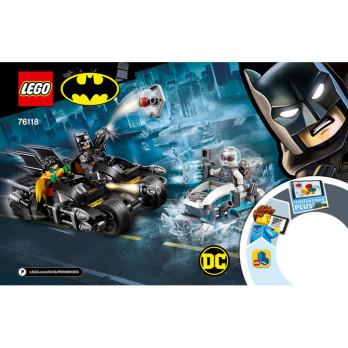 Notice / Instruction Lego Super Heroes 76118 notice-instruction-lego-super-heroes-76118 ici :