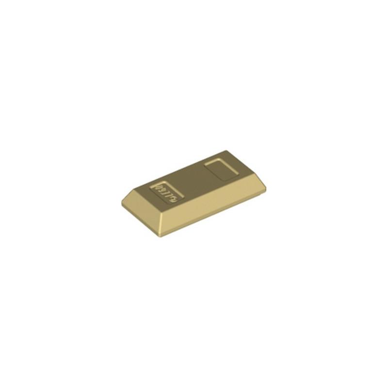 LEGO 6271228 LINGOT - BEIGE