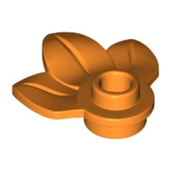 LEGO 6253884 FEUILLE / PLANTE - ORANGE