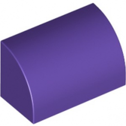 LEGO 6264050 1/2 DOME 1X2 - MEDIUM LILAC