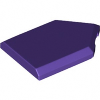 LEGO 6245266 FLAT TILE2X3 W/ANGLE  - MEDIUM LILAC lego-6245266-flat-tile2x3-wangle-medium-lilac ici :