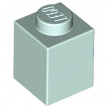 LEGO 6236576 BRIQUE 1X1 - AQUA
