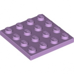 LEGO 6213252 PLATE 4X4 - LAVENDER lego-6213252-plate-4x4-lavender ici :