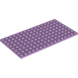 LEGO 6133814 - PLATE 8X16 - LAVENDER lego-6133814-plate-8x16-lavender ici :