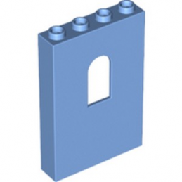 LEGO 6186138 MUR / CLOISON 1X4X5 - MEDIUM BLUE