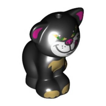 LEGO 6252388 CHAT - NOIR