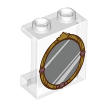 LEGO 6274729 CLOISON 1X2X2 IMPRIME MIROIR lego-6274729-cloison-1x2x2-imprime-miroir ici :