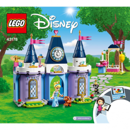Notice / Instruction Lego Disney Princess - 43178 notice-instruction-lego-disney-princess-43178 ici :