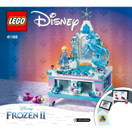 Notice / Instruction Lego Disney Princess - 41168 notice-instruction-lego-disney-princess-41168 ici :