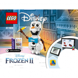 Notice / Instruction Lego Disney - 41169 notice-instruction-lego-disney-41169 ici :