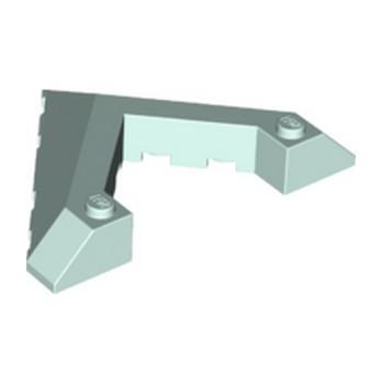 LEGO 6163293 ROOF TILE 8X6 45DEG W/CUT - AQUA