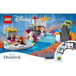 Notice / Instruction Lego Disney Princess - 41165 notice-instruction-lego-disney-princess-41165 ici :