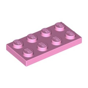 LEGO 6204535 PLATE 2X4 - ROSE CLAIR