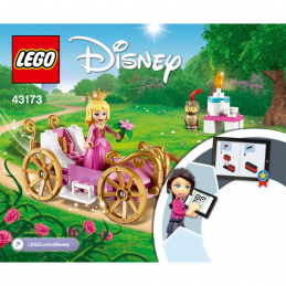 Notice / Instruction Lego Disney Princess - 43173 notice-instruction-lego-disney-princess-43173 ici :