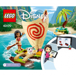 Notice / Instruction Lego Disney Princess - 43170 notice-instruction-lego-disney-princess-43170 ici :