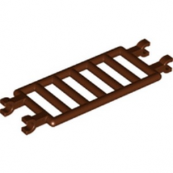 LEGO 6271129 ECHELLE 1X4X6  - REDDISH BROWN lego-6271129-echelle-1x4x6-reddish-brown ici :