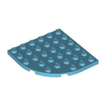 LEGO 6133693 PLATE 6X6 - MEDIUM AZUR lego-6133693-plate-6x6-medium-azur ici :
