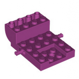 LEGO 6234377 CHASSIS 4X6X1 2/3 - MAGENTA