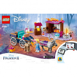 Notice / Instruction Lego Disney Princess - 41166 notice-instruction-lego-disney-princess-41166 ici :