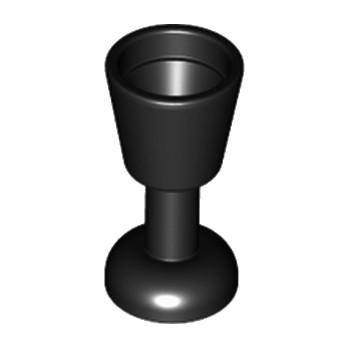LEGO 6247194 VERRE A PIED - NOIR