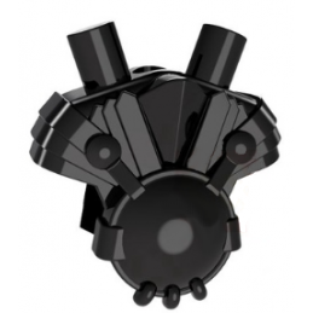 Accessoire Custom :  Armure Siamois