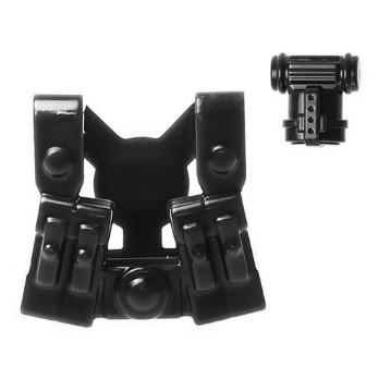 Accessoire Custom :  Accessoires Militaire - Gilet / Sac à Dos - Noir accessoire-custom-accessoires-militaire-gilet-sac-a-dos-noir ici :