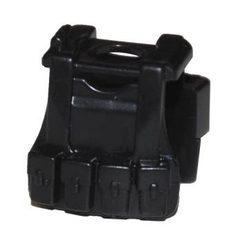 Accessoire Custom : Accessoires Militaire - Gilet Noir accessoire-custom-accessoires-militaire-gilet-noir ici :