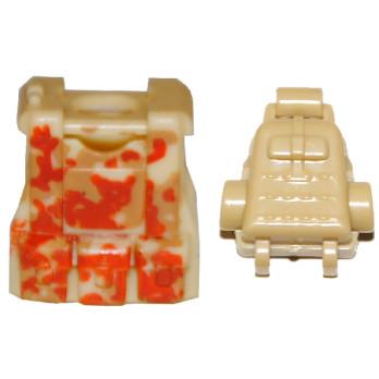 Accessoire Custom : Accessoires Militaire - Gilet + Sac à dos  accessoire-custom-accessoires-militaire-gilet-sac-a-dos- ici :