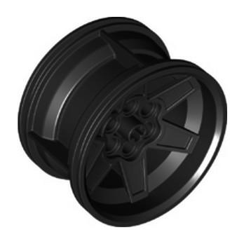 LEGO 6284703 JANTE Ø 56 X 34 - NOIR lego-6284703-jante-o-56-x-34-noir ici :
