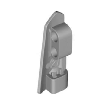 LEGO 6340661 RIGHT PANEL 2X5 (N0 21)  - MEDIUM STONE GREY