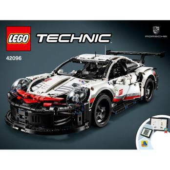 Notice / Instruction Lego TECHNIC - 42096 notice-instruction-lego-technic-42096 ici :