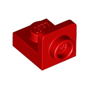 LEGO 6249907 PLATE 1X1 HAUT- ROUGE