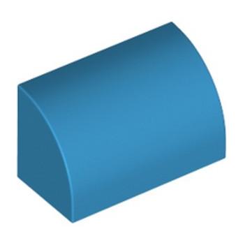 LEGO 6254306 1/2 DOME 1X2 - DARK AZUR lego-6254306-12-dome-1x2-dark-azur ici :