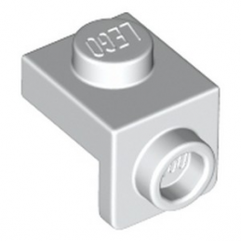 LEGO 6296132 PLATE 1X1 BAS - BLANC