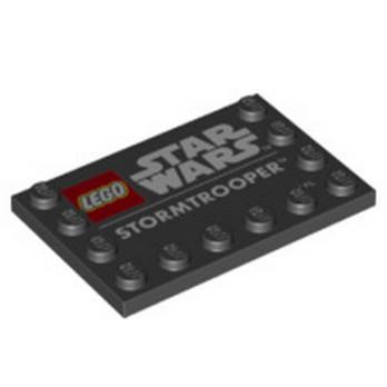 LEGO 6296982 PLAQUE IMPRIME STAR WARS - STORMTROOPER lego-6296982-plaque-imprime-star-wars-stormtrooper ici :
