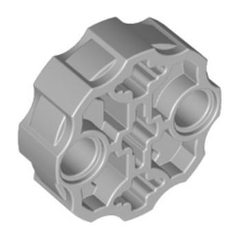 LEGO 6039505 WEAPON BARREL - MEDIUM STONE GREY