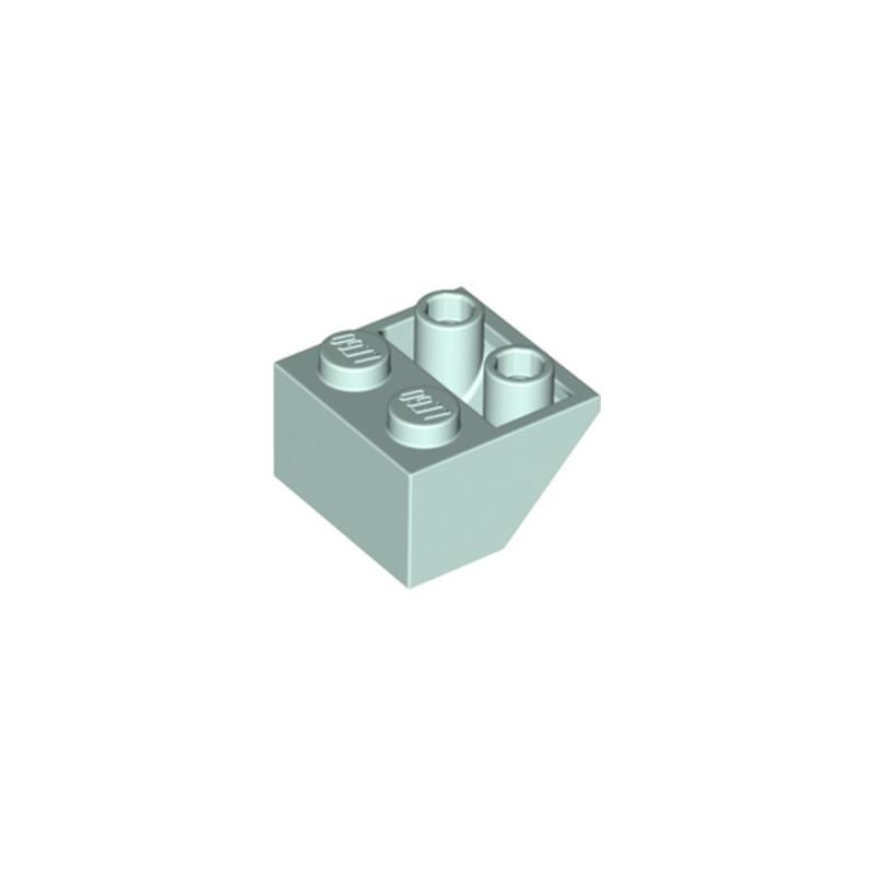 LEGO 6300588 TUILE 2X2/45 INV - AQUA
