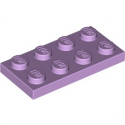 LEGO 6099355 PLATE 2X4 - LAVENDER