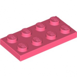 LEGO 6305455 PLATE 2X4 - CORAL