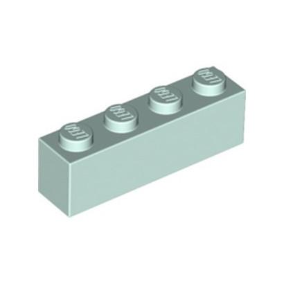 LEGO 6218162 BRIQUE 1X4 - AQUA