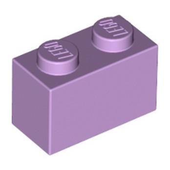 LEGO 6099352 BRIQUE 1X2 - LAVENDER