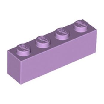 LEGO 6097867 BRIQUE 1X4 - LAVENDER