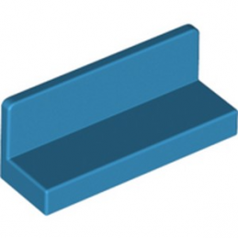 LEGO 6303103 CLOISON 1X3X1 - DARK AZUR lego-6303103-cloison-1x3x1-dark-azur ici :