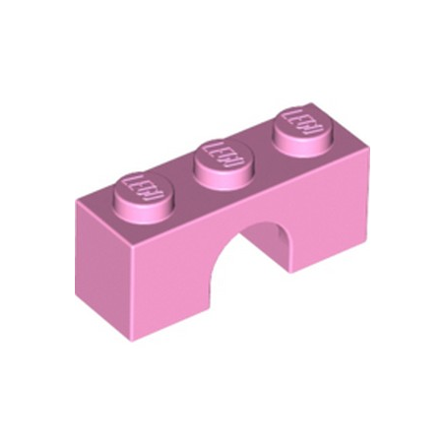 LEGO 6054930 ARCHE 1X3 - ROSE CLAIR