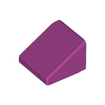 LEGO 54200 TUILE 1X1X2/3 - MAGENTA lego-6177349-tuile-1x1x23-magenta ici :