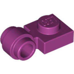 LEGO 6037651 LAMP HOLDER - MAGENTA