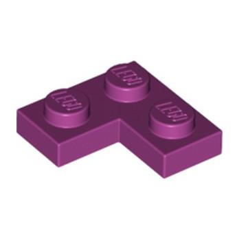 LEGO 6179916  PLATE D'ANGLE 1X2X2 - MAGENTA