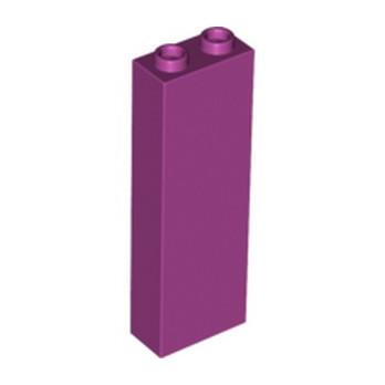 LEGO 6056385 BRIQUE 1X2X5 - MAGENTA lego-6056385-brique-1x2x5-magenta ici :