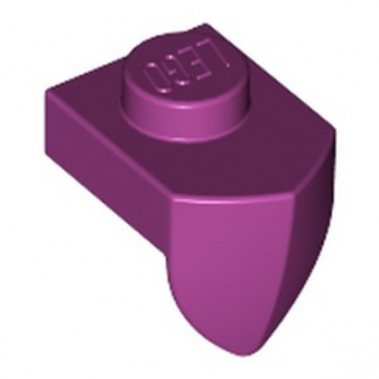 LEGO 6213440 DENT / GRIFFE 1X1 - MAGENTA